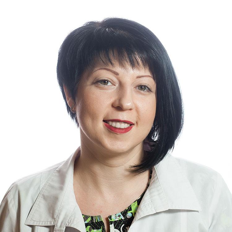Болмат Ольга Владимировна