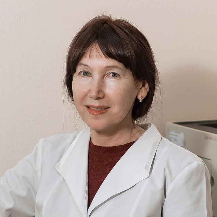 Кудинова Ольга Дмитриевна