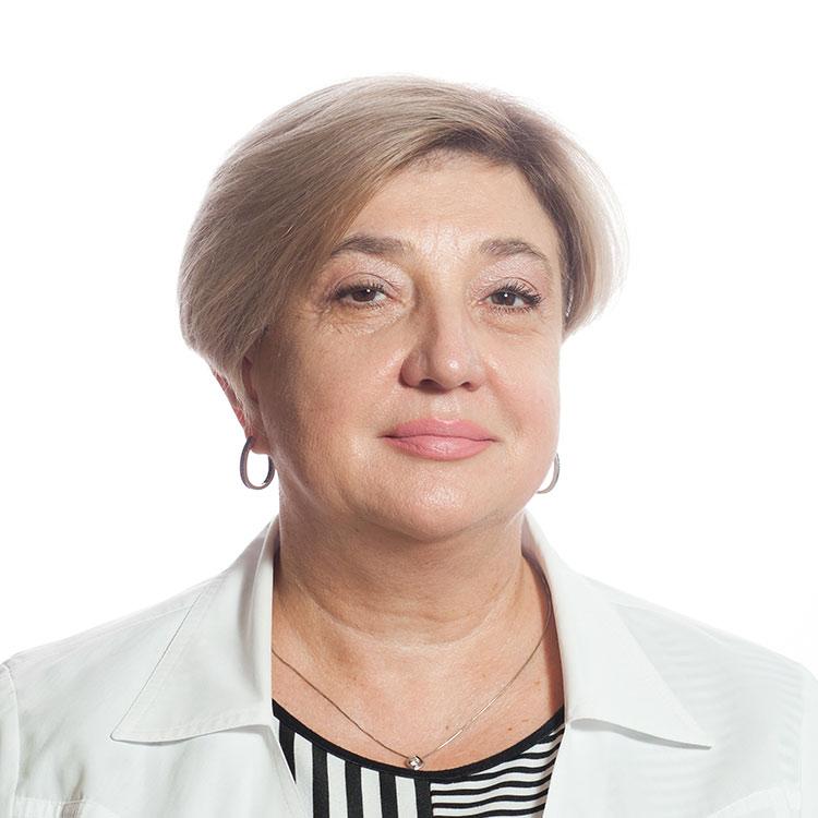Назаренко Альбина Борисовна