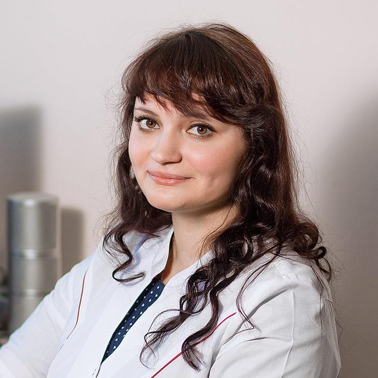 Серебрякова Елена Алексеевна