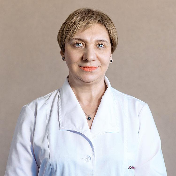 Огородняя Елена Ивановна