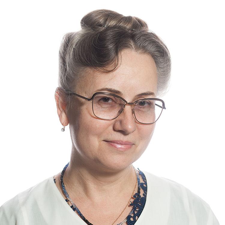 Блищенская Елена Рюриковна