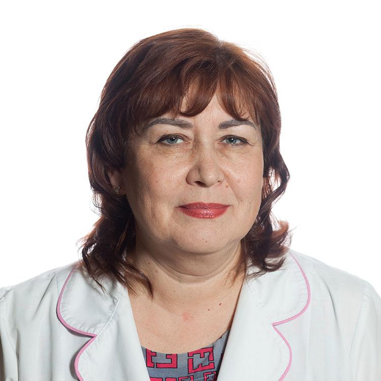 Кузнецова Виолетта Рудольфовна